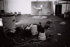 Arbeitsfoto Bleche 1991