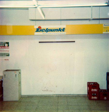 Supermarkt Zielpunkt (Polaroid)